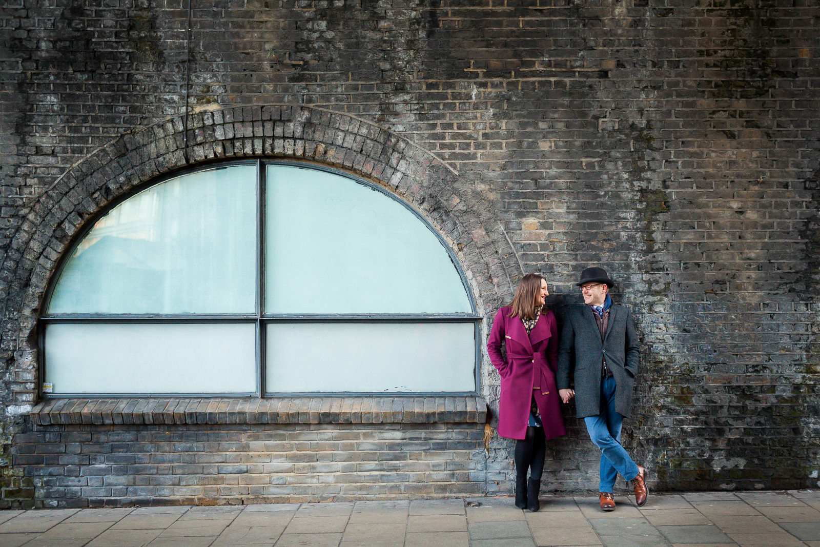 Pre Wedding photo shoot London Bridge Borough Market
