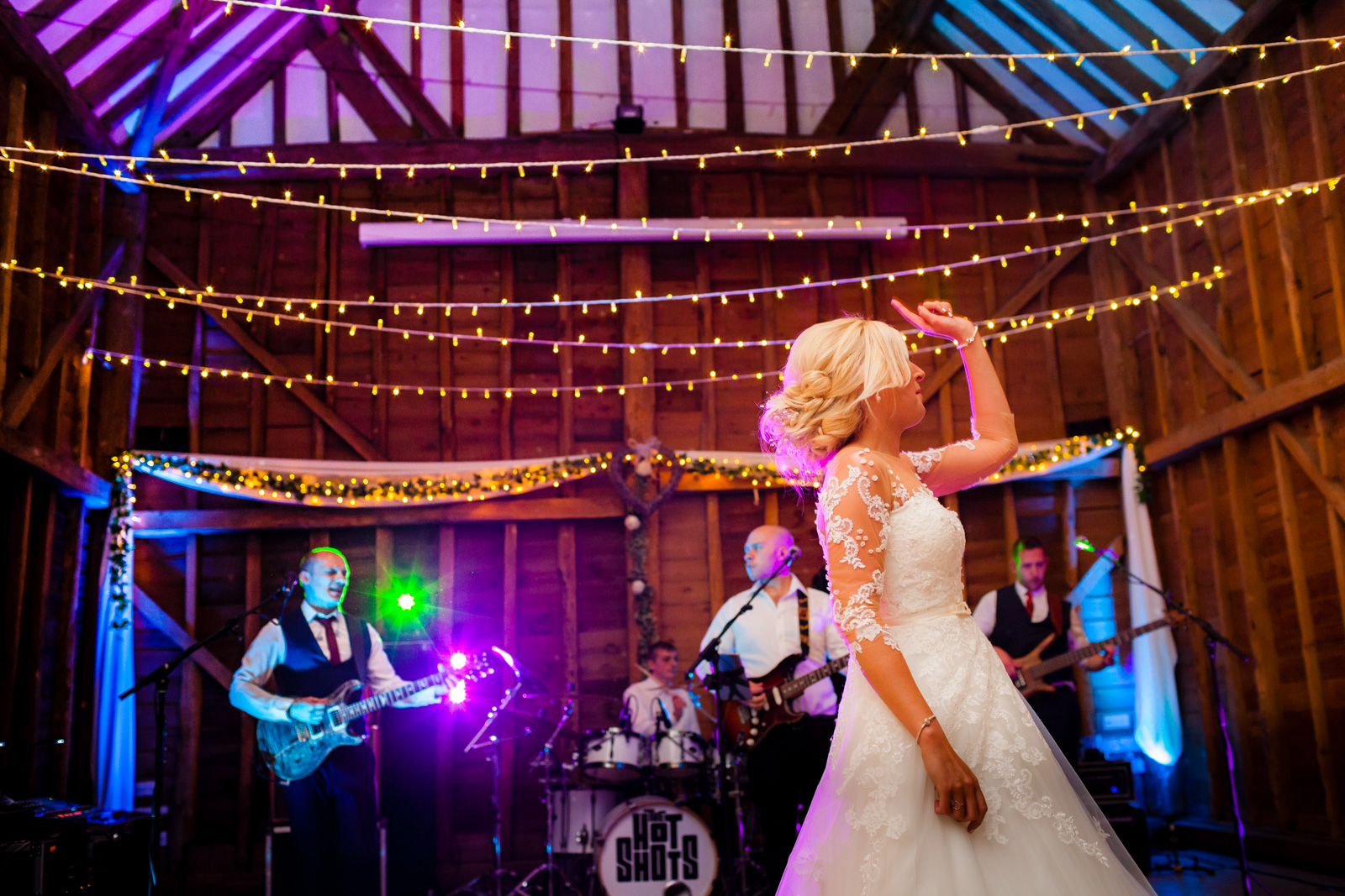 A Very Woodland Themed Barn Wedding At Tewin Bury Farm