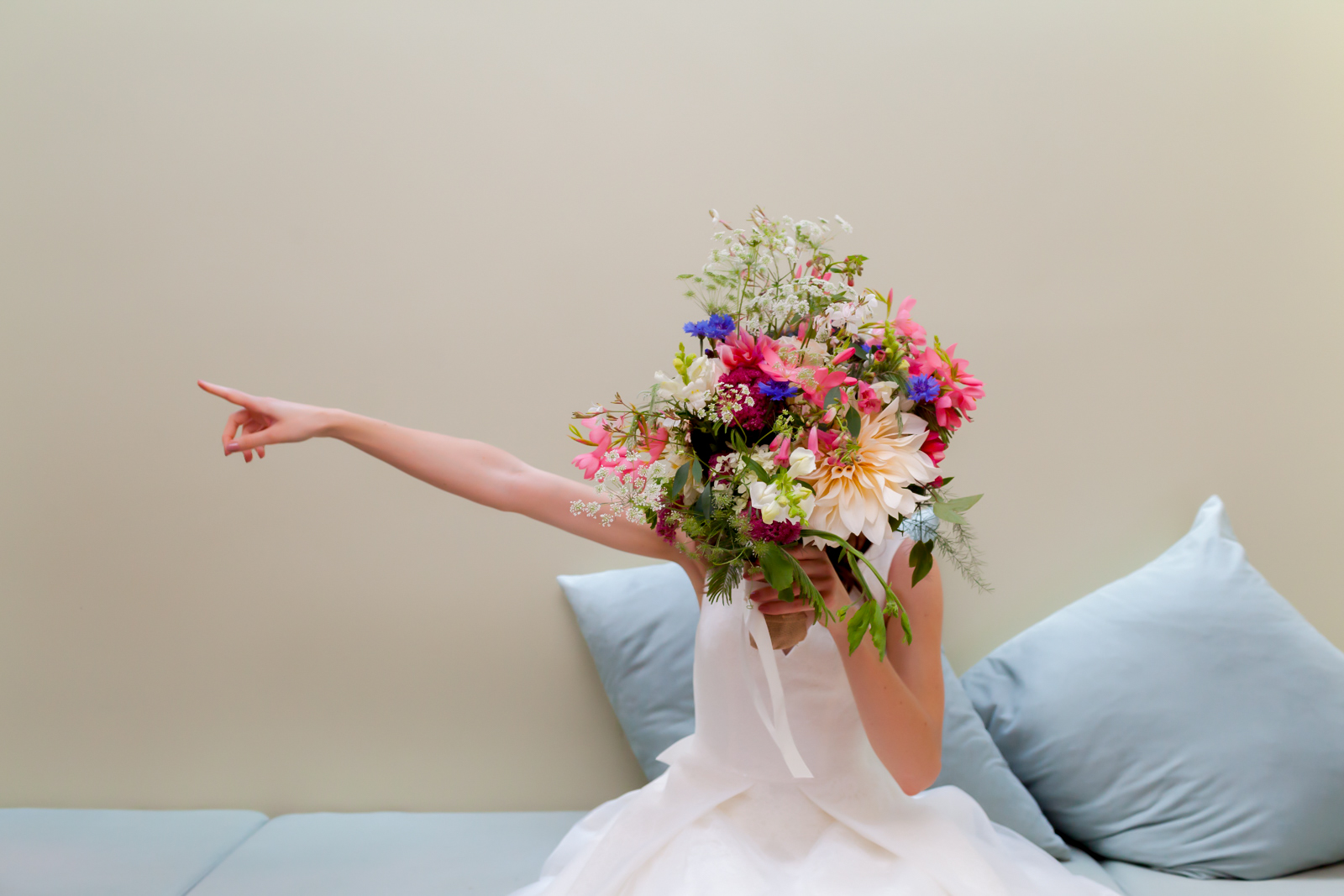 Alternative wedding at the Brewhouse at London Fields