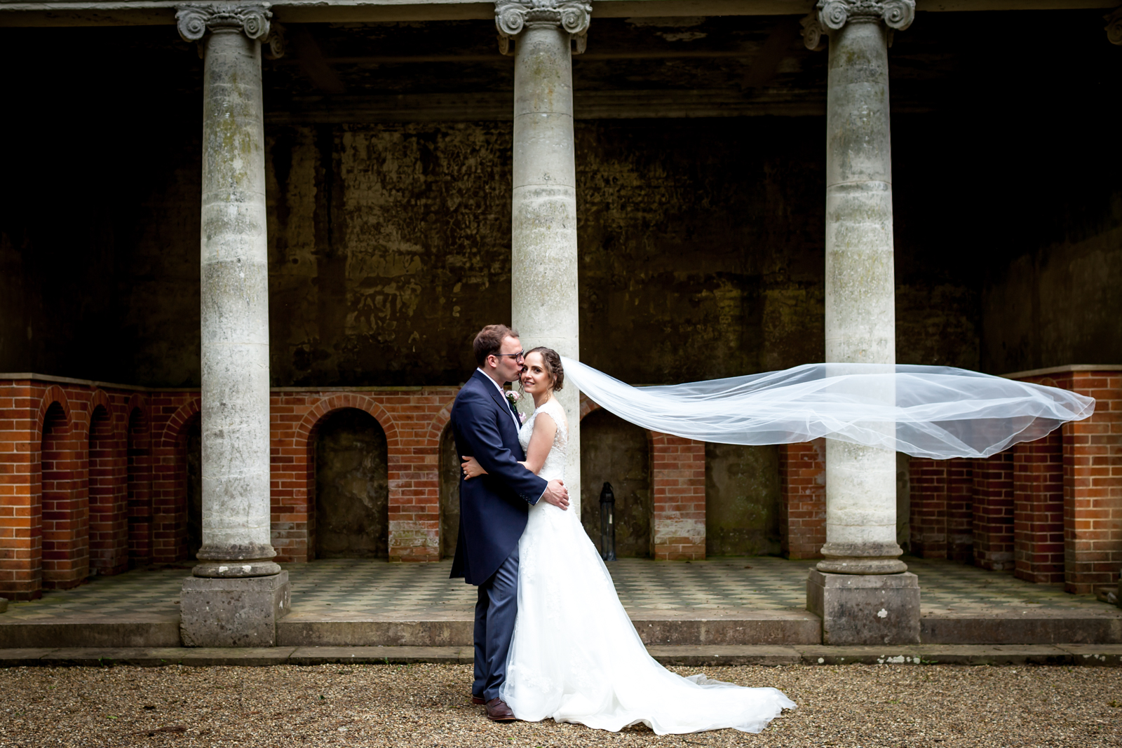Wotton House wedding photographer Surrey