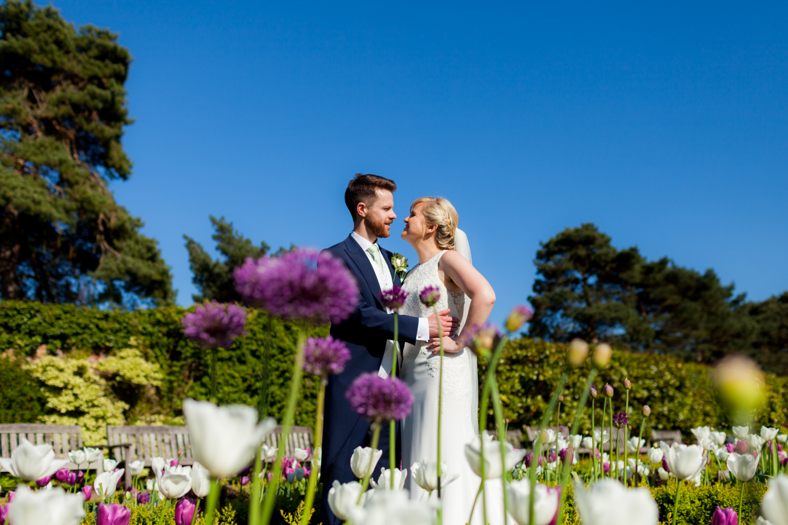 Nonsuch Mansion wedding photographer Surrey