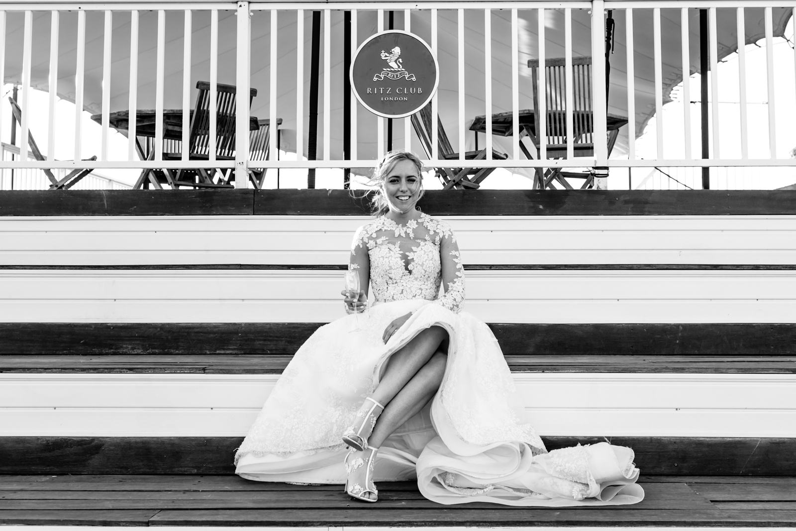 Ham Polo Club wedding photographer Richmond Surrey