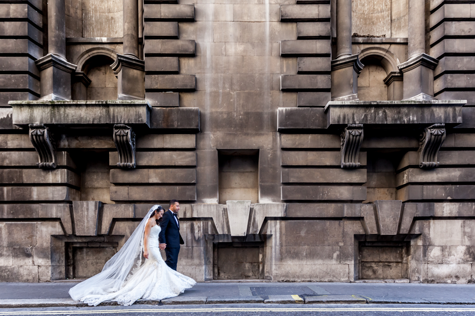 The Royal Exchange London Wedding Photographer
