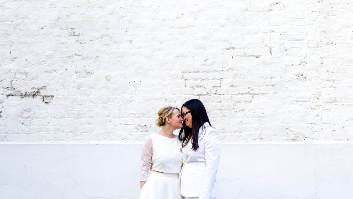 same sex wedding photographer London