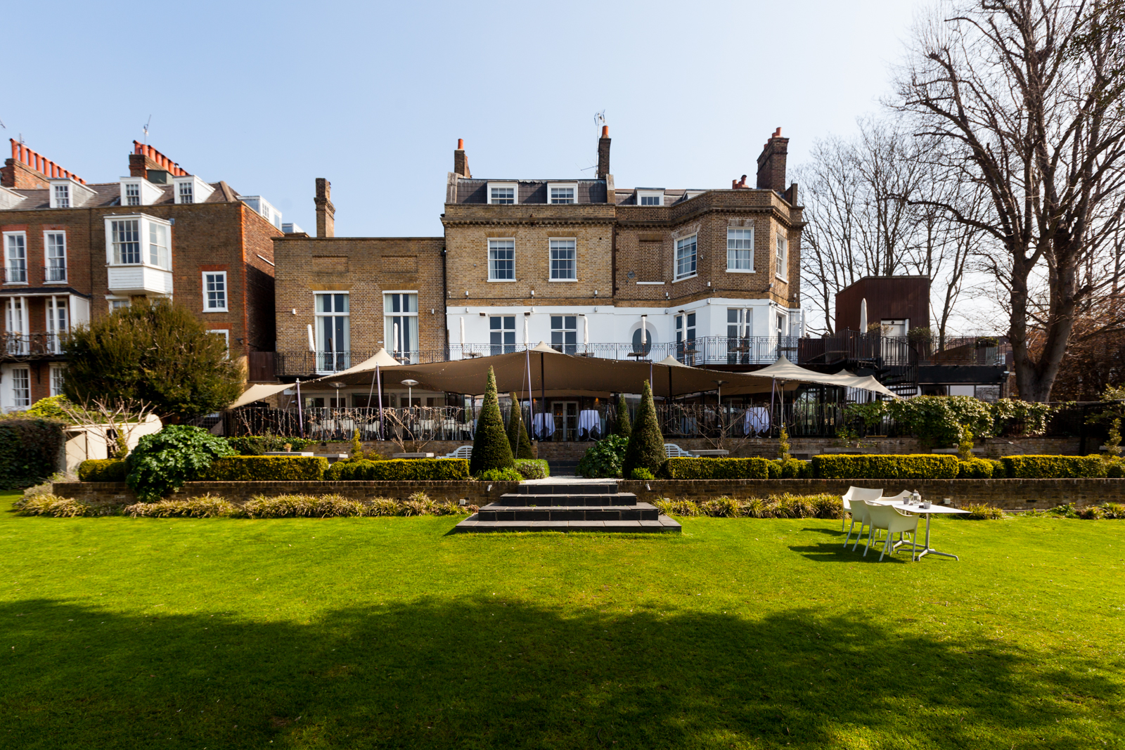 The Bingham Hotel wedding, Richmond Upon Thames