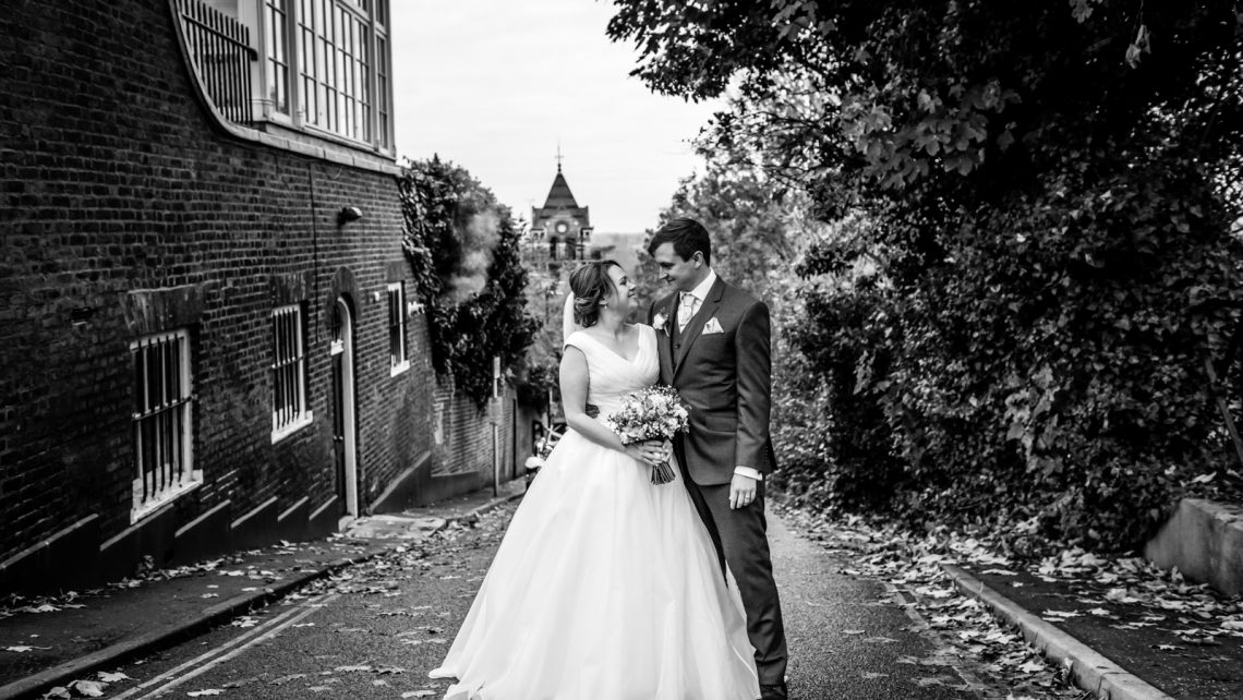Ham Polo Club wedding photographer Richmond