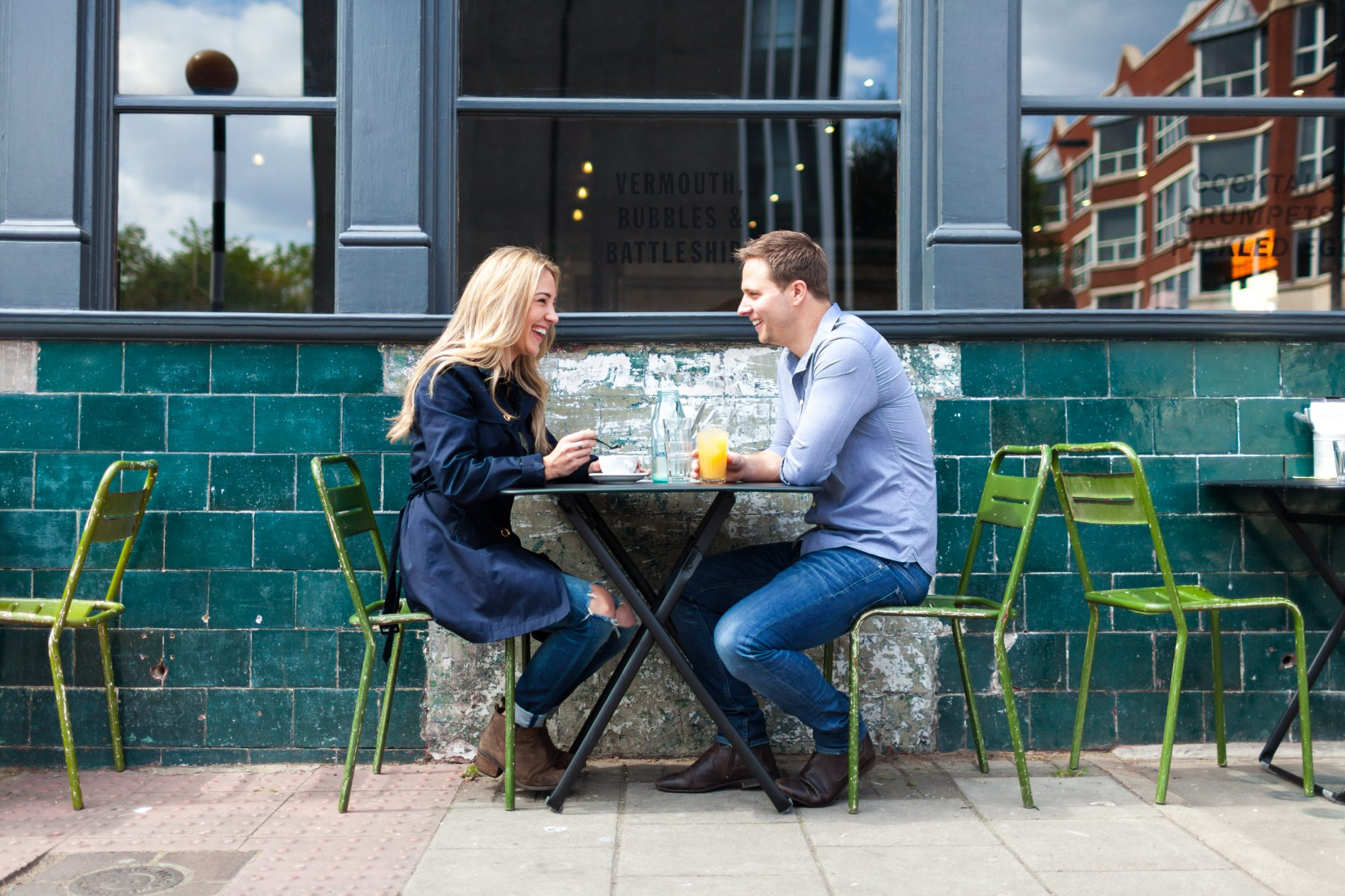 Modern Engagement Photography Surrey