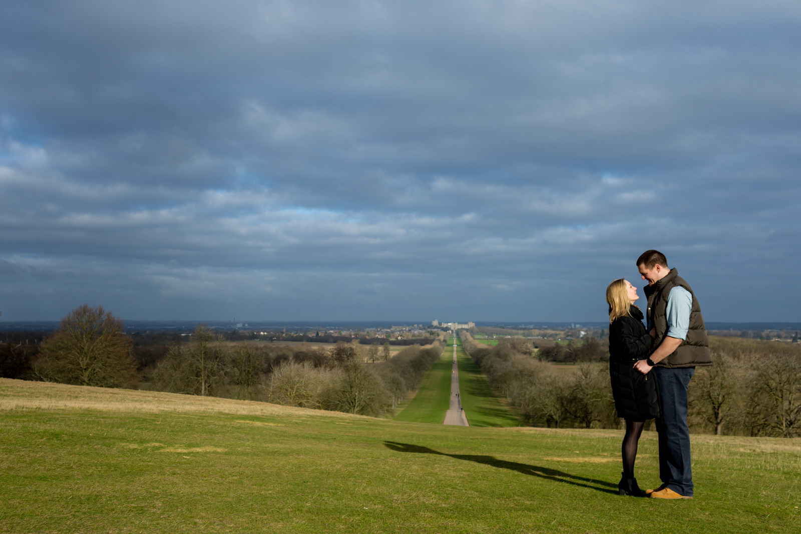 pre wedding photoshoot Richmond Surrey